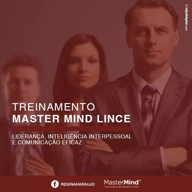 Master Mind promove curso de Liderança, Desenvolvimento Pessoal e Comunicação eficaz revolucionário no Rio de Janeiro