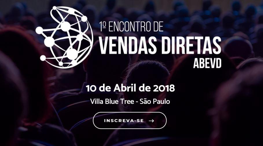 ABEVD realizará o primeiro encontro de Vendas Diretas
