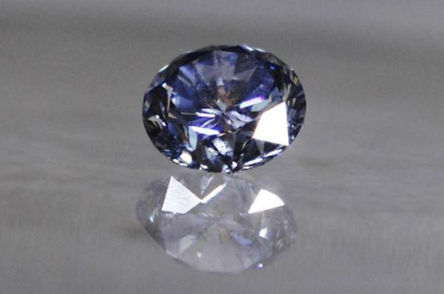 Diamantes azuis podem ser o maior segredo da Terra e no MMN?