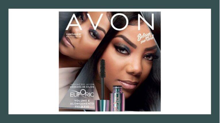 Nova Avon lança novo catálogo digital interativo