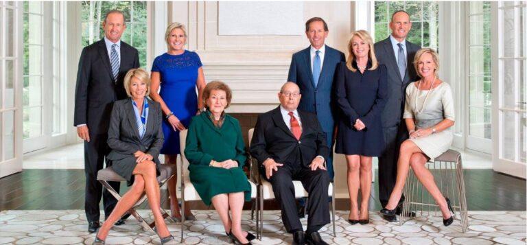 Esses são os herdeiros bilionários da Amway